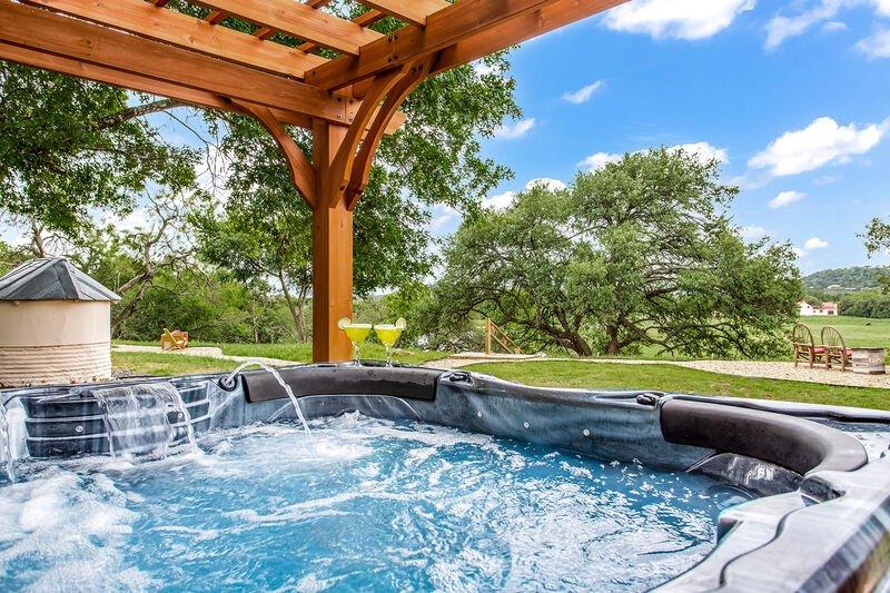 AC-Hot Tub
