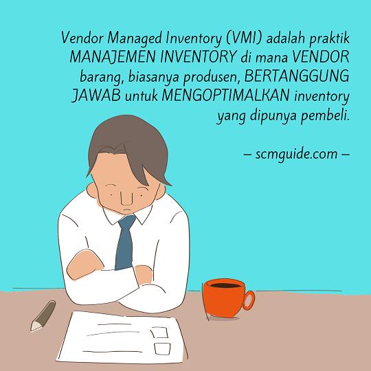 vendor managed inventory (VMI)