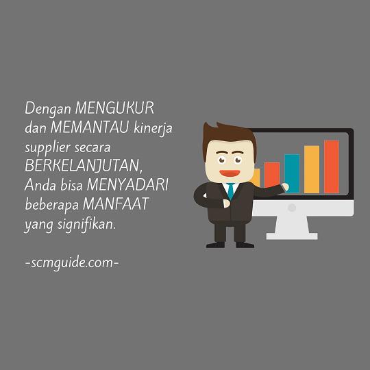 supplier performance management