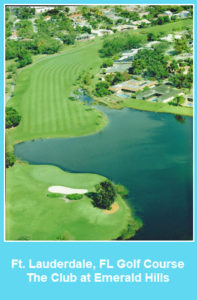 Fun Sober Activities Like Golf in Ft. Lauderdale, Florida