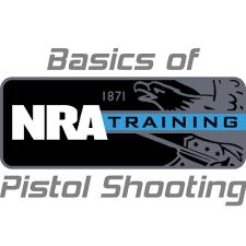 bASIC pISTOL SHOOTING