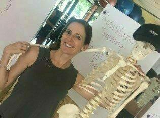 Pilates aligns those bones!