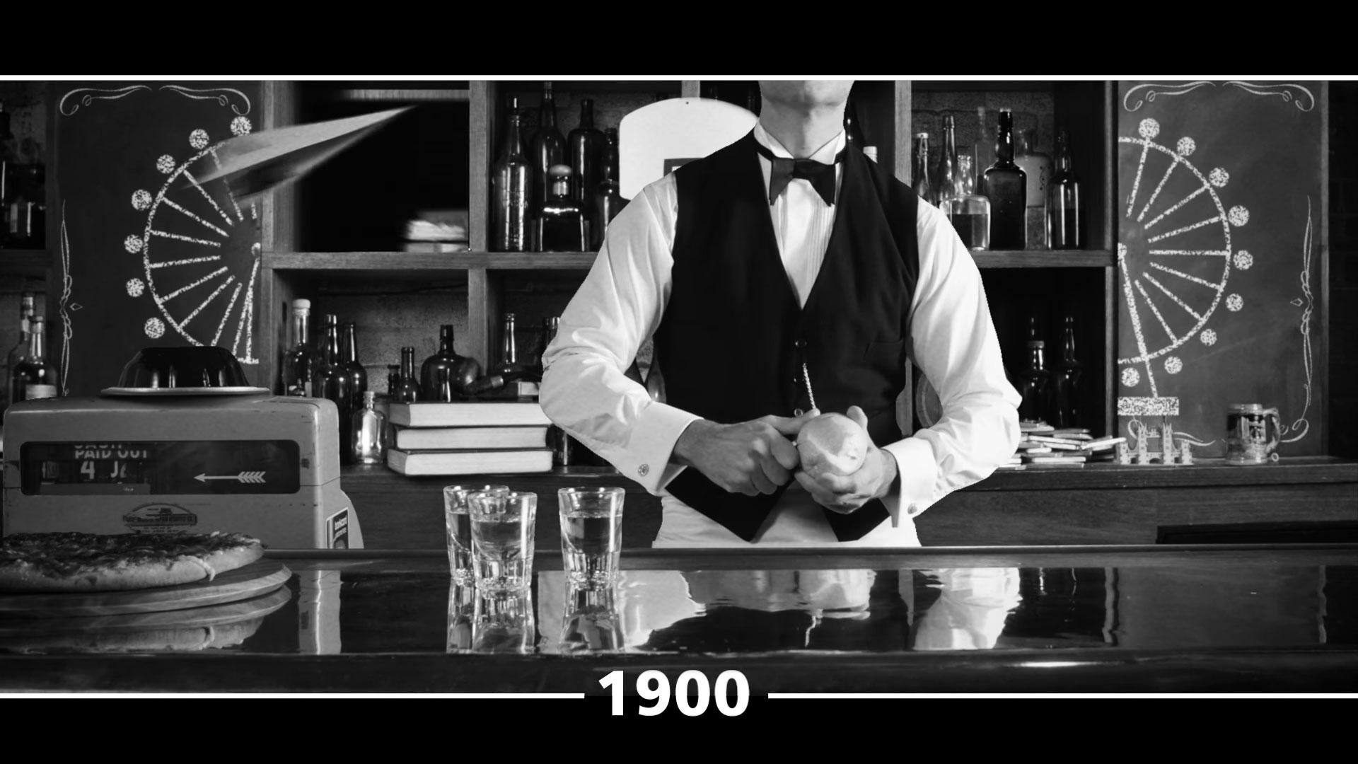 Jack Daniels 1900