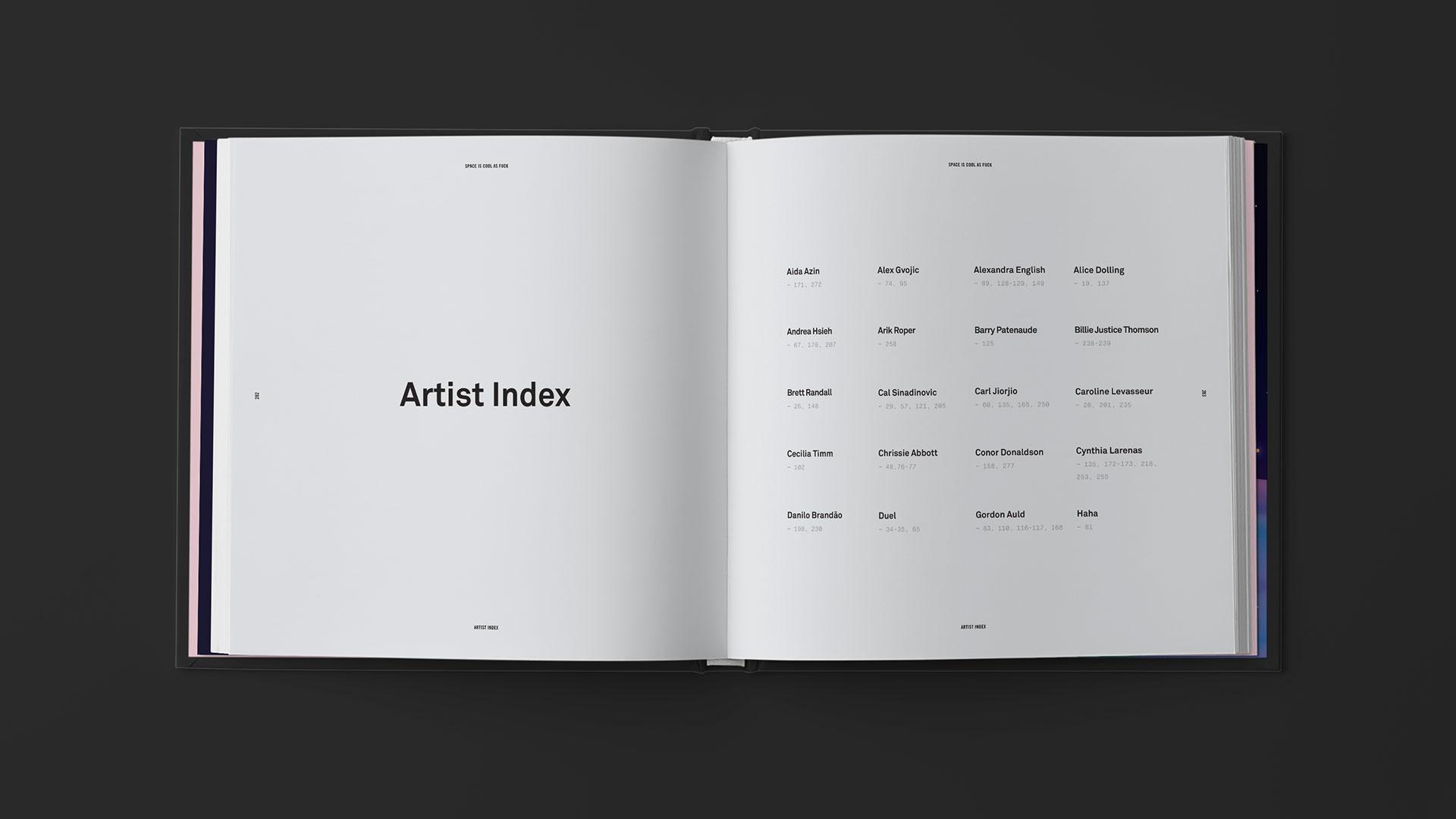 SICAF_ArtistIndex