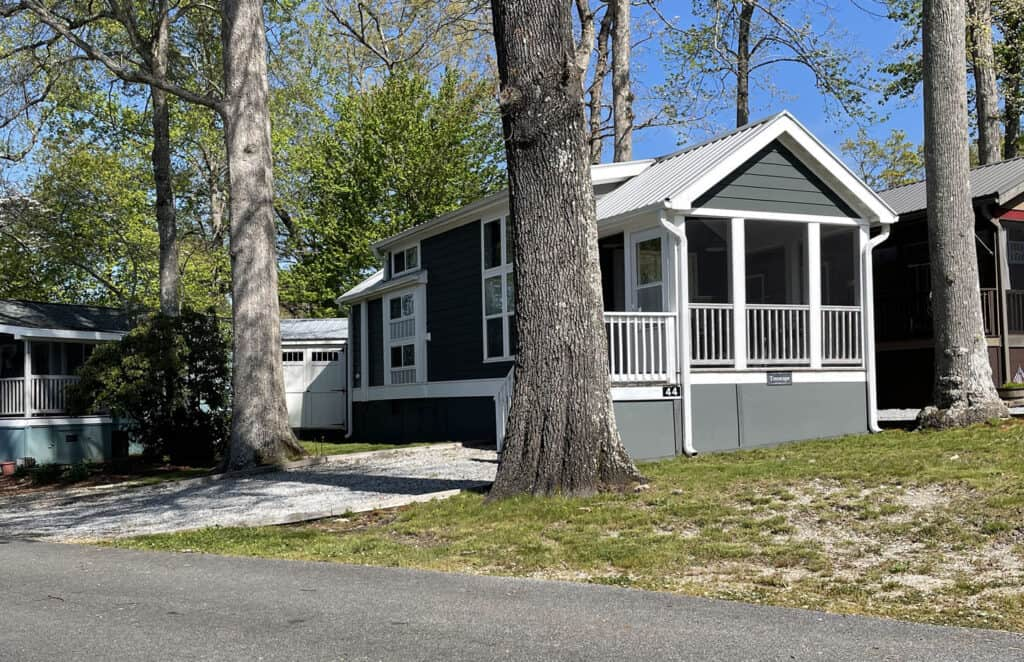 Tiny home for sale Flat Rock NC
