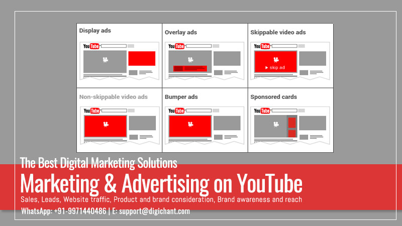 YouTube Marketing & Advertising Services