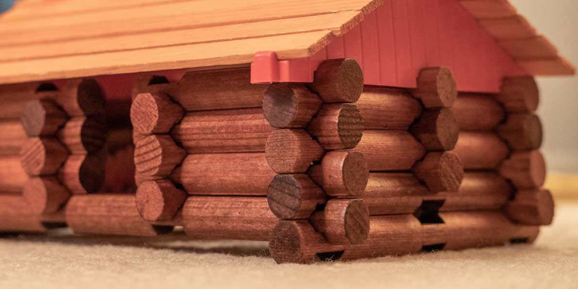 Lincoln log toys