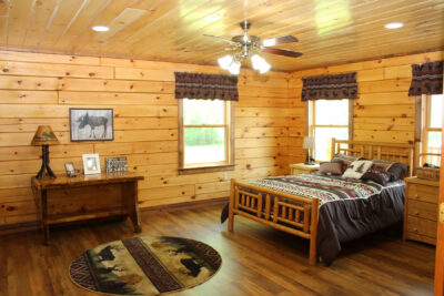 Cedar Knoll Log Homes