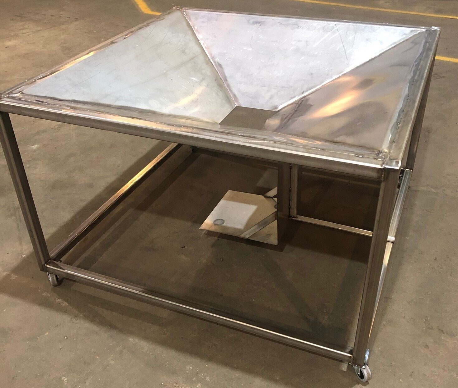 <strong><h2>STAINLESS FABRICATIONS</h2>