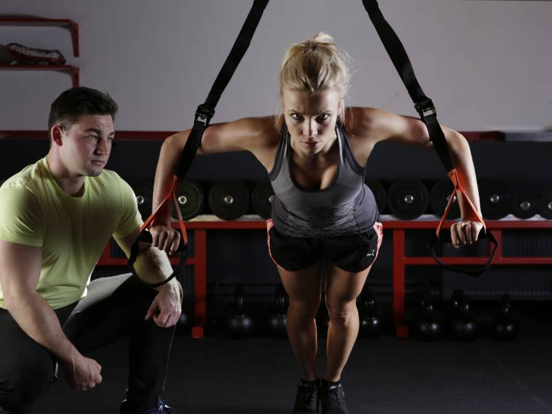 Get Fit Mobile Training