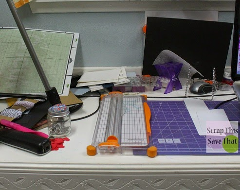 What's on your work desk Wednesday