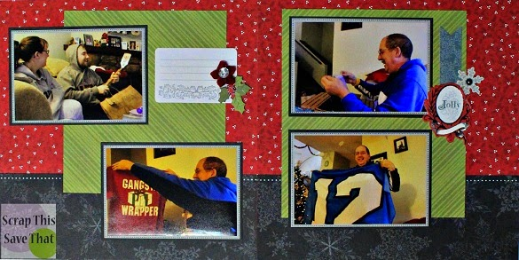 scrapbooking, Paper Crafting, Christmas, Photography
