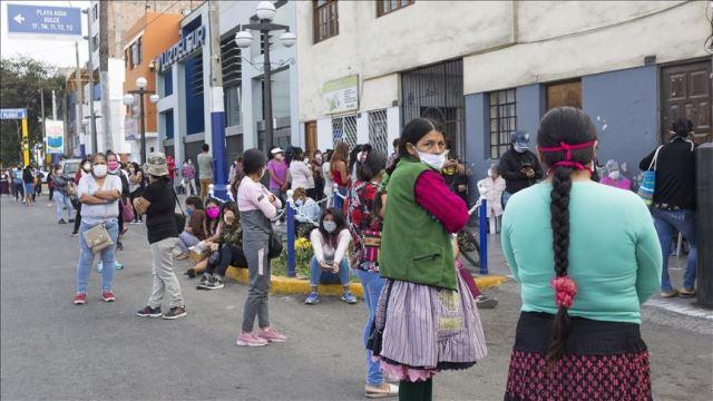 Covid 19 en Peru