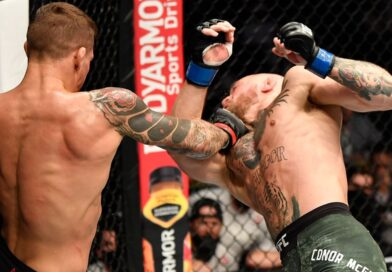 Derrota por nocaut de Conor McGregor ante Dustin Poirier en la UFC (VIDEO)
