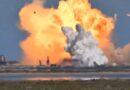 SpaceX: Nuevo prototipo de cohete exploto al aterrizar durante prueba de vuelo