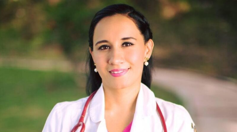 Michelle Nunez candidata Morena Valle de Bravo 2021