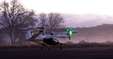 Pruebas de los prototipos de taxis aéreos comenzaron a ser realizadas por la NASA