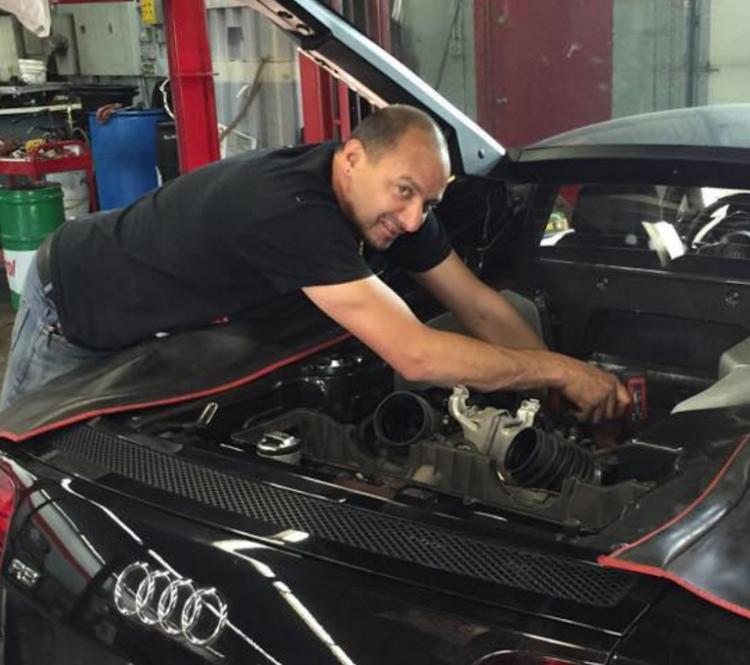 Monza Auto Repair Calgary Vince Greco