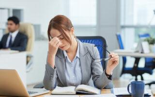 tình trạng kiệt quệ burnout
