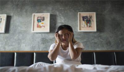 rối loạn giấc ngủ sau ly hôn