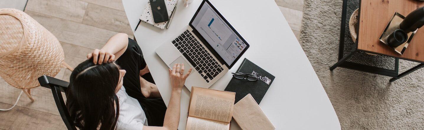 nâng cao sự tập trung khi làm việc tại nhà