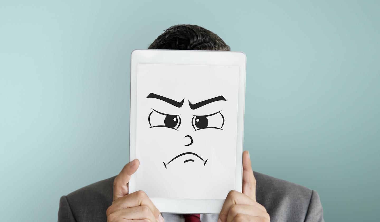 lợi ích của sự tức giận