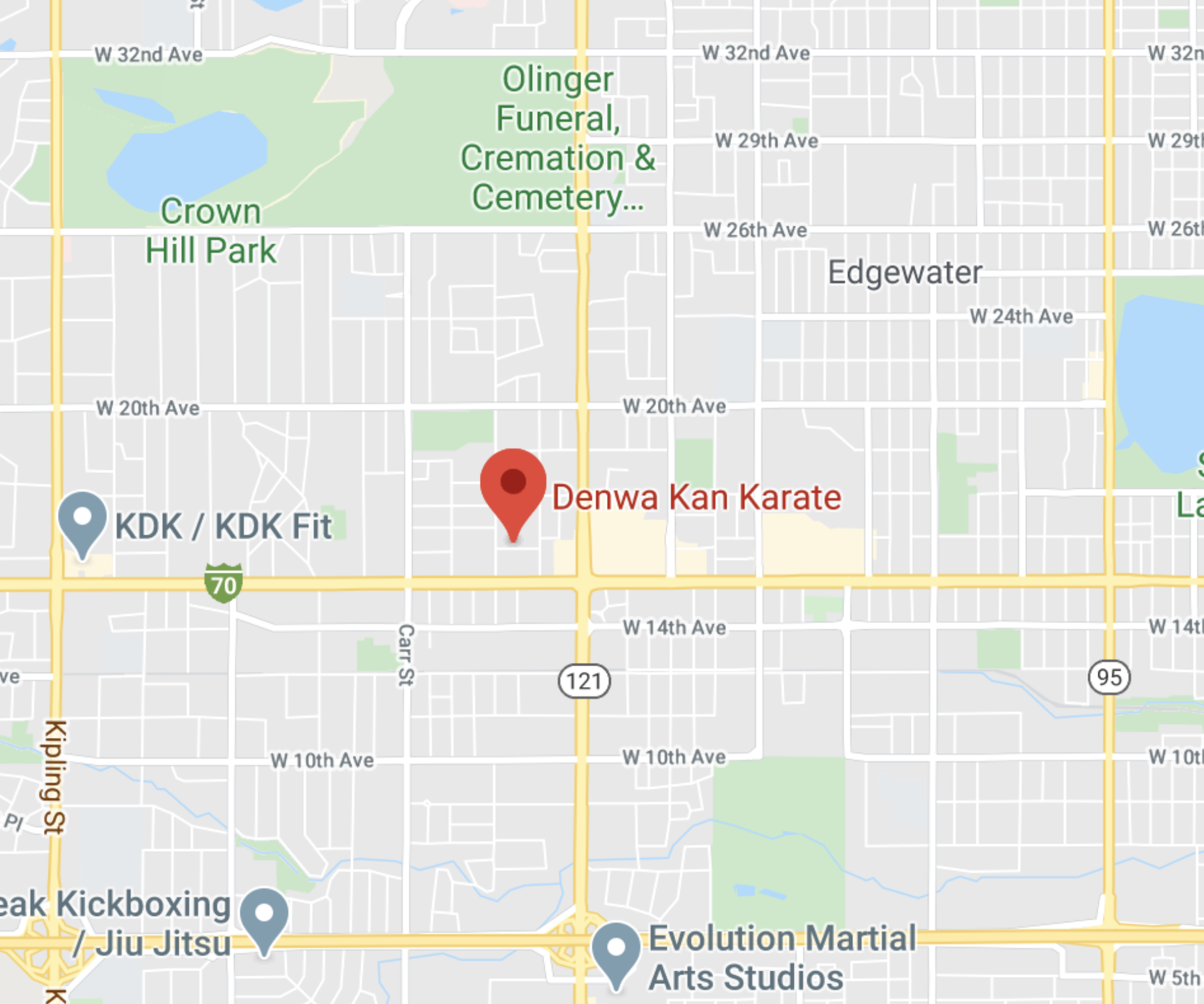 Denwakan Karate Wado Kai Karate Denver, CO