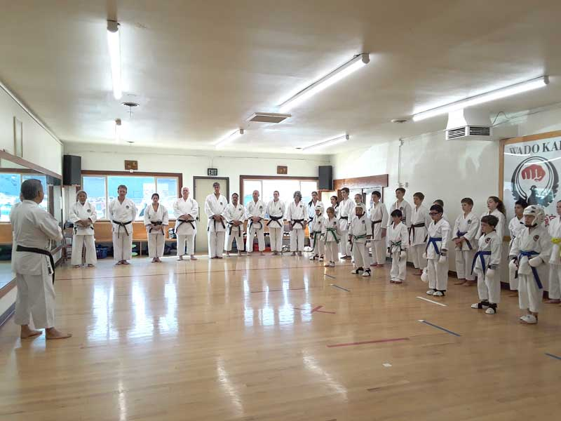 Wado Kai Karate Denver Colorado