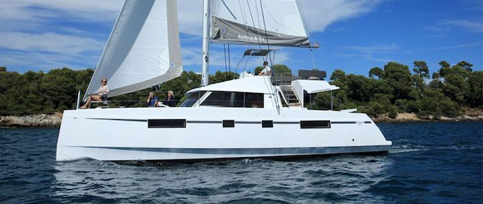Nautitech Open 46 Fly Catamaran Charter Greece future image