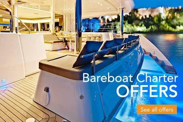 bareboat sailing in Greece