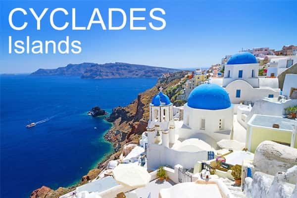 Cyclades Islands Catamarans