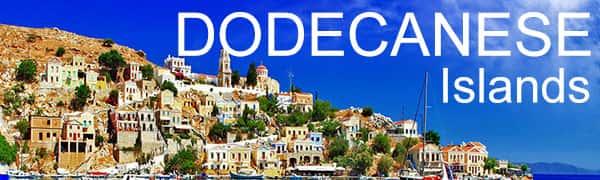 Dodecanese Islands Catamarans
