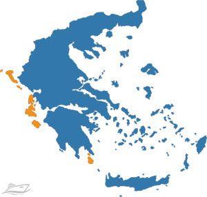 Ionain Islands Catamaran Charter Greece