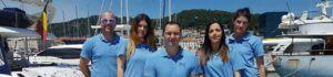 Catamaran Charter Greece Crew