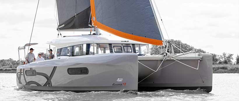 Excess 12 Catamaran Charter Greece Main