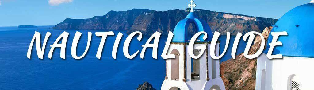 Nautical Guide Large Catamaran Charter Greece