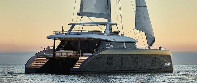 Sunreef 80 Catamaran Charter Greece Main