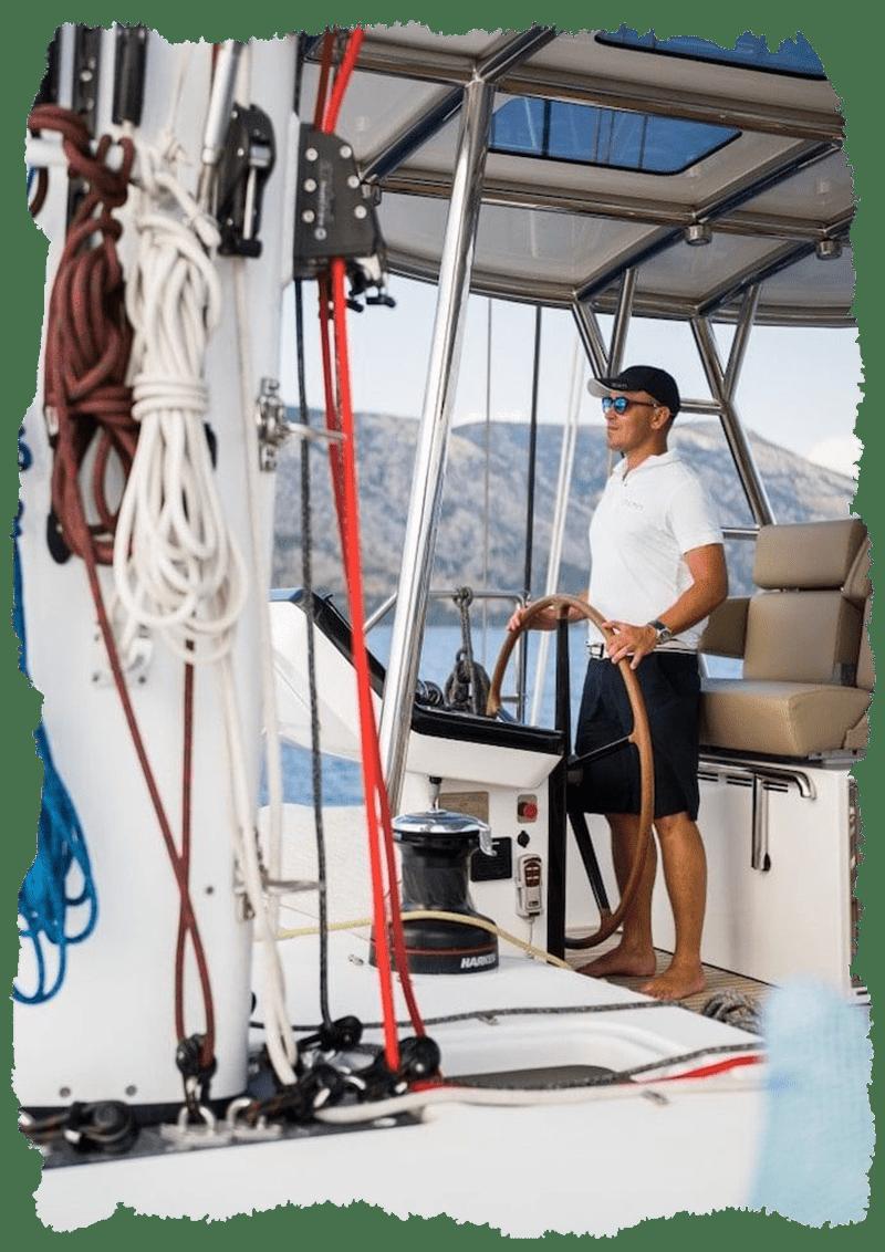 Skippered or bareboat booking