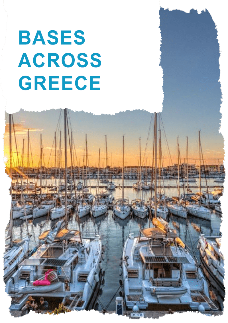 Starting Bases Across Greece