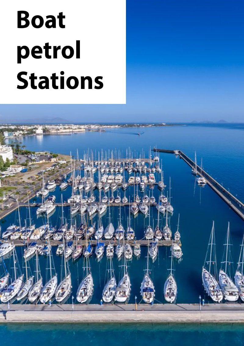 Boat petrol stations