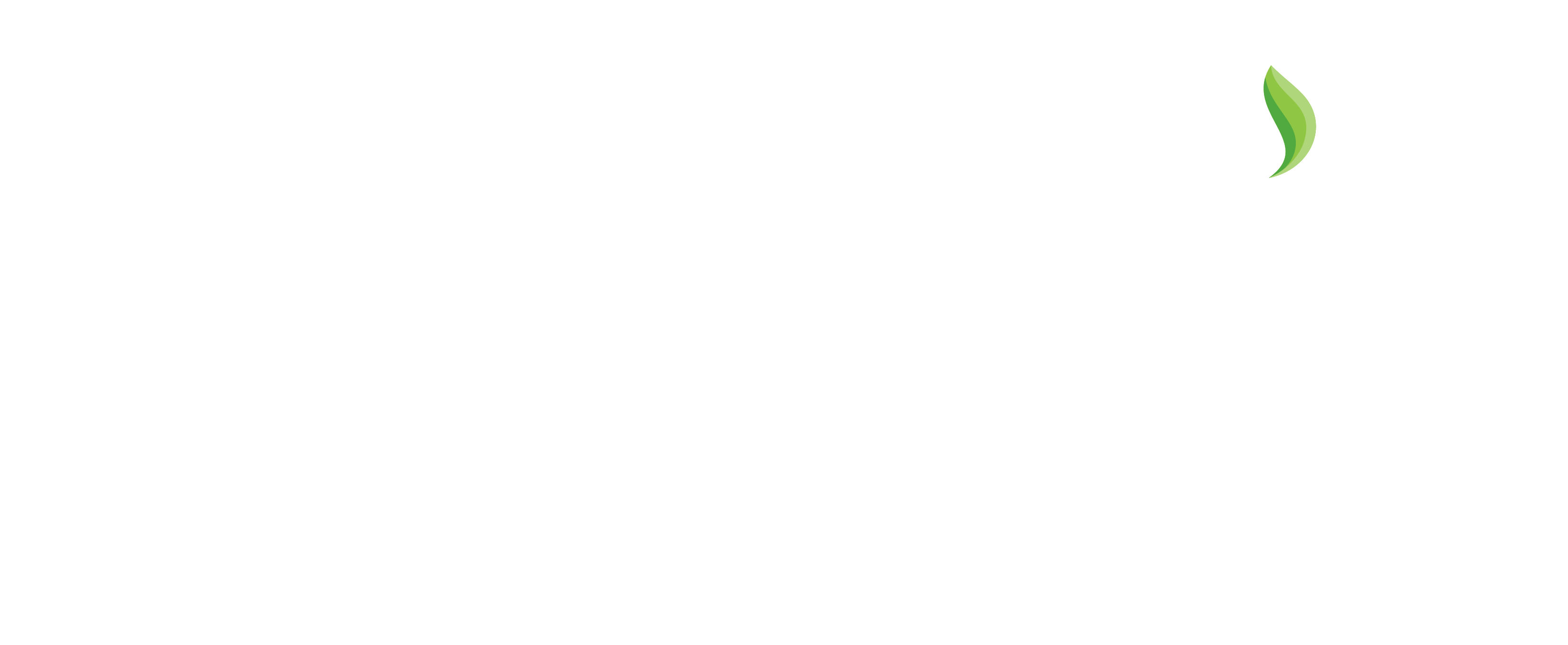 Dr. Nice's Natural Products Logo Reversed Out