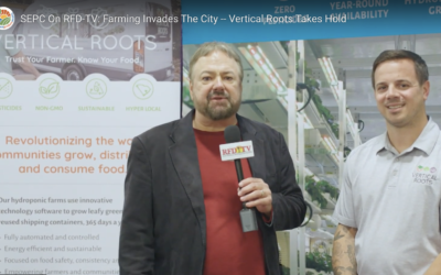 Farming Invades The City – Vertical Roots Takes Hold – Southeast Produce Weekly