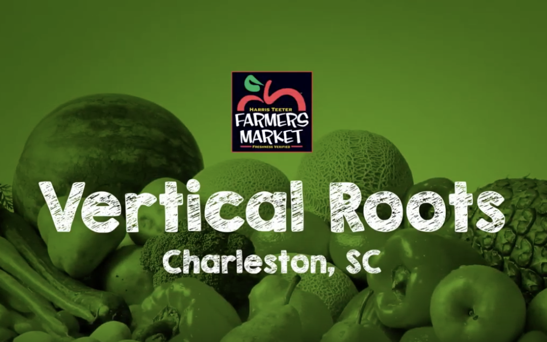 Harris Teeter: Meet Your Neighbor Features Vertical Roots
