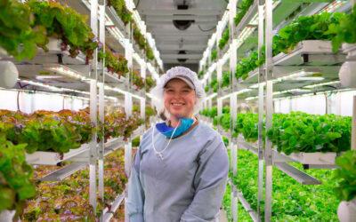 Farmer Spotlight: Ashleigh Burgess