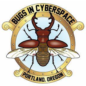 Bugs in Cyberspace Logo