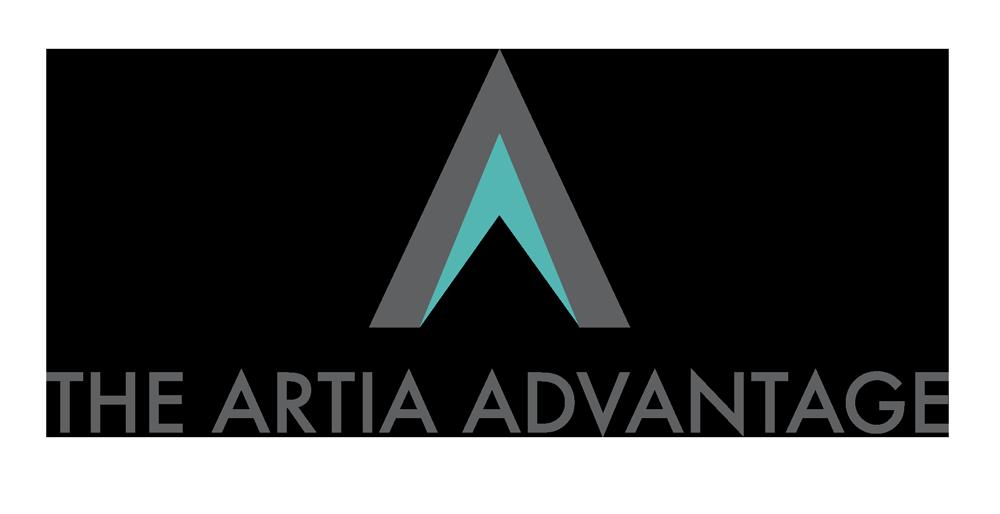 Artia Advantage Logo