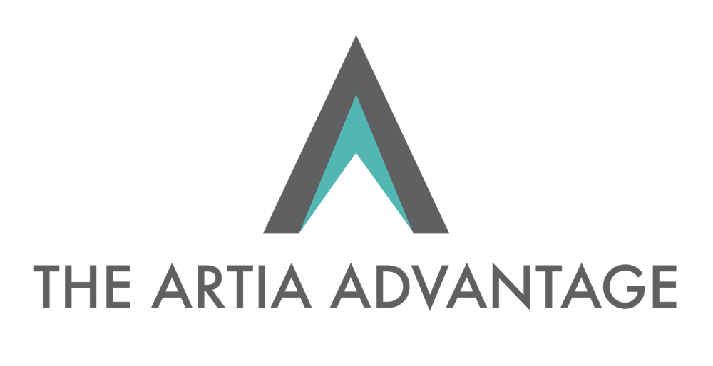 Artia Advantage Logo