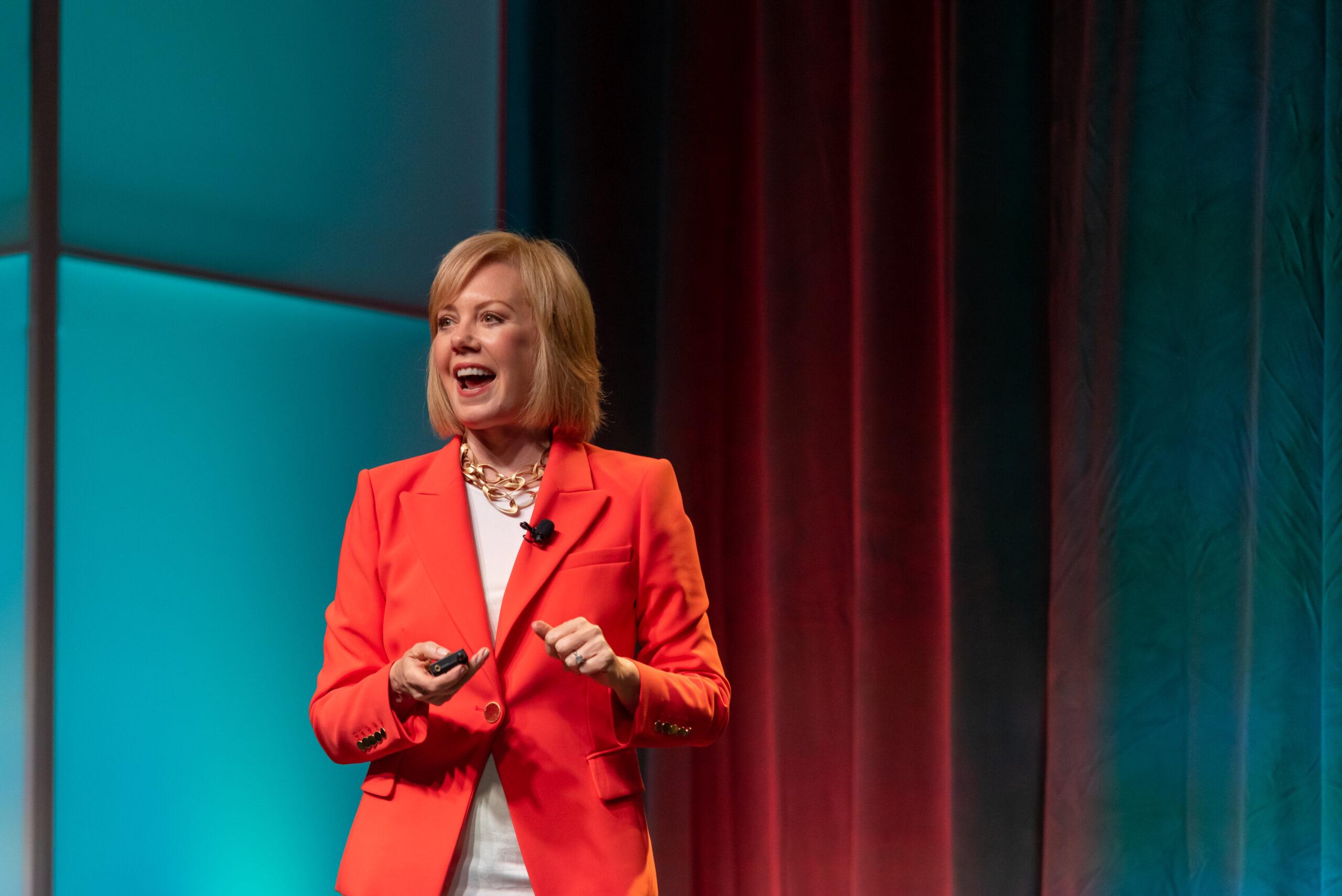 Ginger Hardage, Keynote Speaker, Artia Crossroads Conference 2021