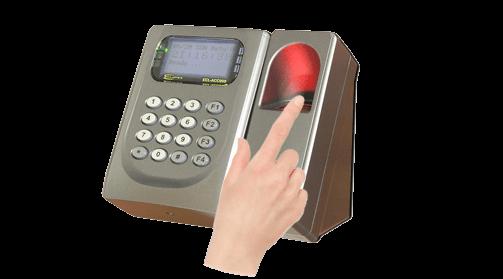 Biometric Fingerprint Access Control Reader