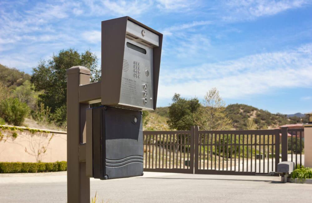 Gate Access Control Tenant Dialer